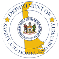 Department of Safety and Homeland Security Logo